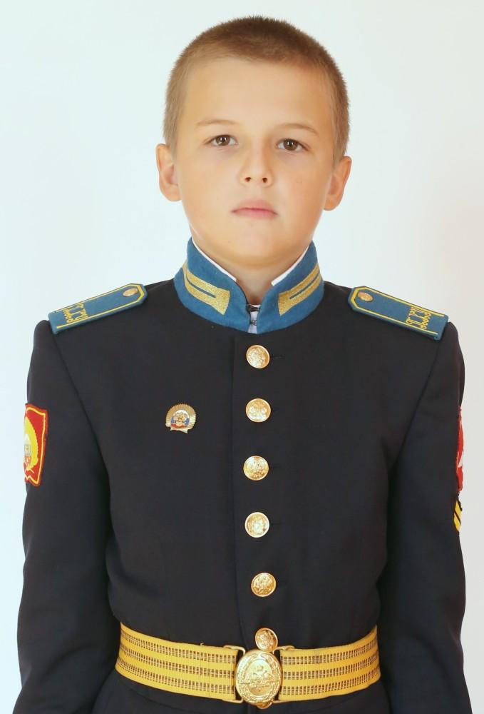 Костерин Степан 25.04