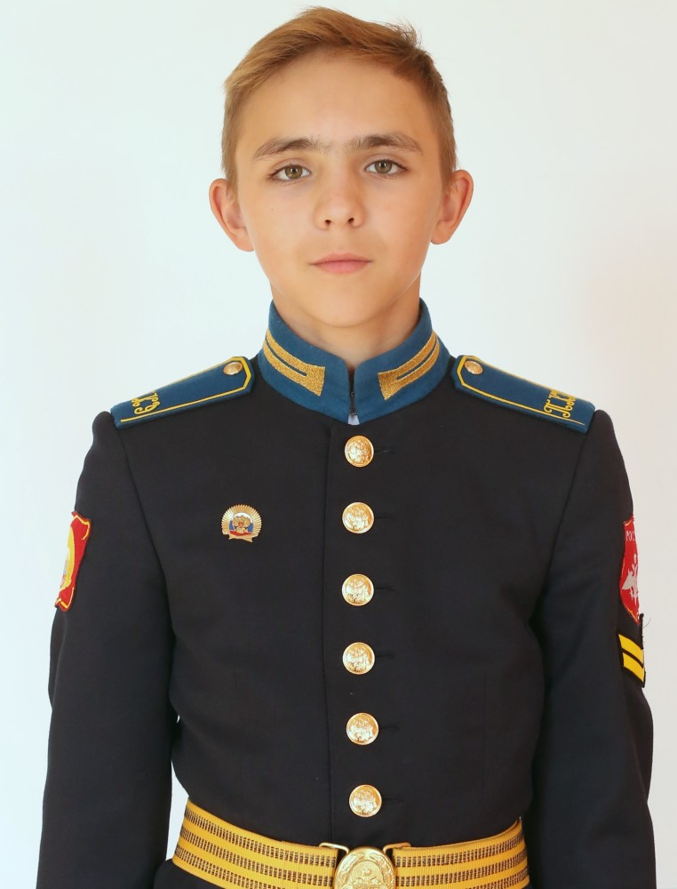 Тощенко Тимофей Александрович