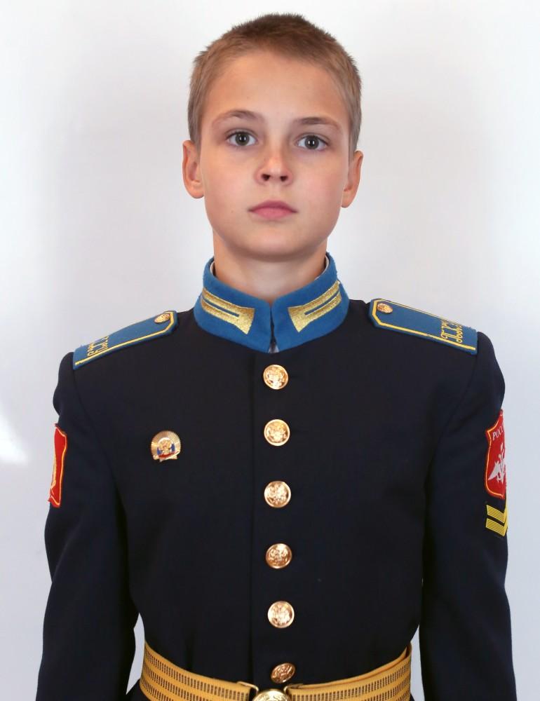 Аверьянов Данила Андреевич